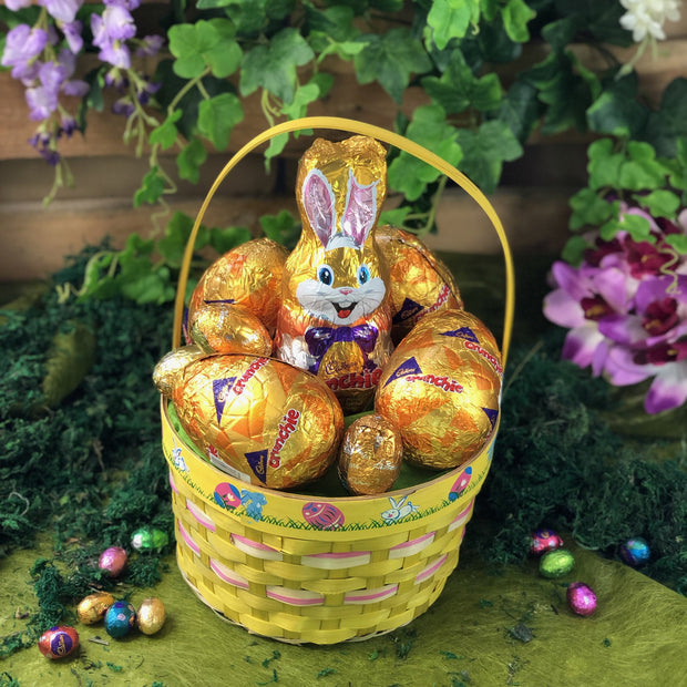 Crunchie Easter Gift Basket