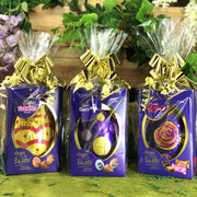 Hand Wrapped Cadbury Turkish Delight Easter Egg Gift Box