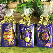 Hand Wrapped Cadbury Roses Easter Egg Gift Box