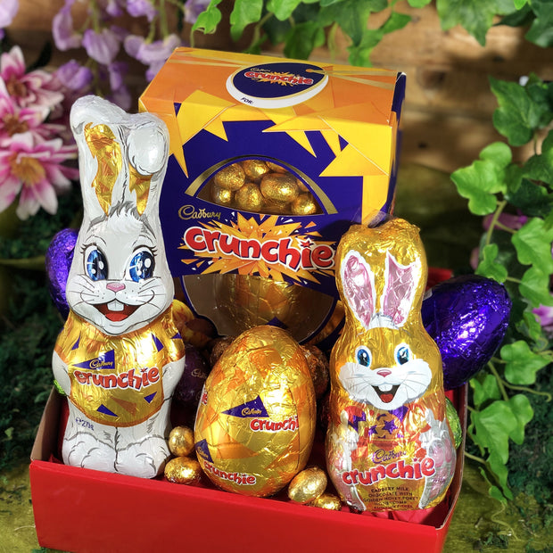 Crunchie Easter Gift Box
