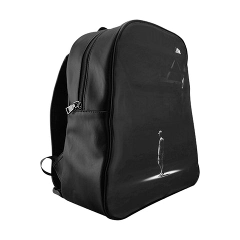 SHOPPE AESTHETICS School Backpack