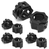 Dumbbell Barbell Collar Clips 25mm/28mm/30mm/50mm - shoppe-aesthetics