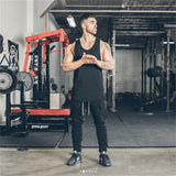 Men Tank Top (Black) - shoppe-aesthetics