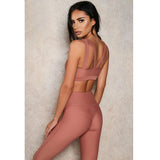 Sport Suit Women Yoga Set - shoppe-aesthetics