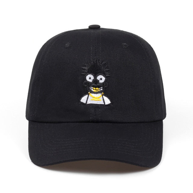 903cbb6eb61 Essentials Cap (Black) - Shoppe Aesthetics