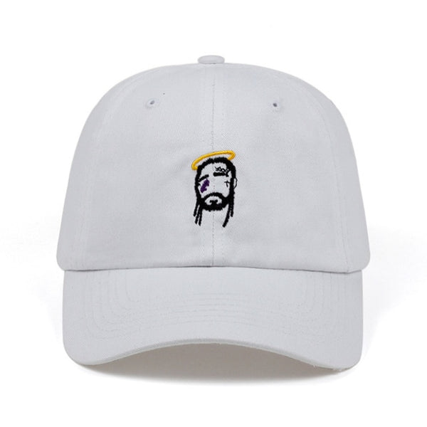 Essential's Cap (White) - shoppe-aesthetics