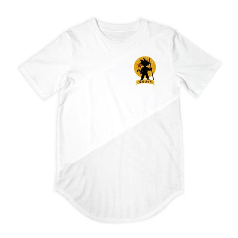 Dragon Ball T-Shirt (White) - shoppe-aesthetics