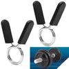 Dumbbell Lock Clamp Spring Collar Clips - shoppe-aesthetics