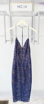 Load image into Gallery viewer, Printed Silky Slip Dress