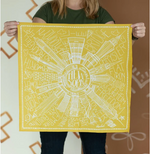 Load image into Gallery viewer, Sadie Printed Cotton Bandana