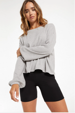 Load image into Gallery viewer, Kiara Ribbed L/S Top