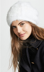 Load image into Gallery viewer, Fuzzy Slouchy Beanie
