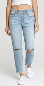 Load image into Gallery viewer, Madi Hi Rise Straight Leg Jeans
