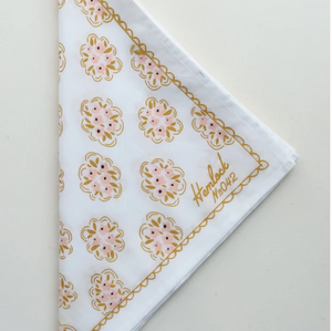 Sadie Printed Cotton Bandana