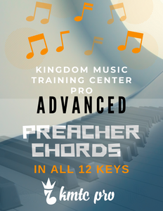Advanced Preacher Chords in All 12 Keys