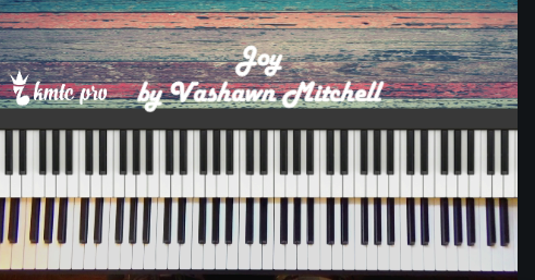Joy - Vashawn Mitchell version - (members only) - Kingdom Music Training Center Pro