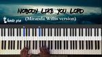 Nobody Like You Lord - Maranda Willis version - Kingdom Music Training Center Pro