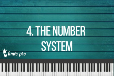 The Number System - Kingdom Music Training Center Pro