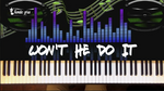 Won't He Do It - Koryn Hawthorne version - members only - Kingdom Music Training Center Pro