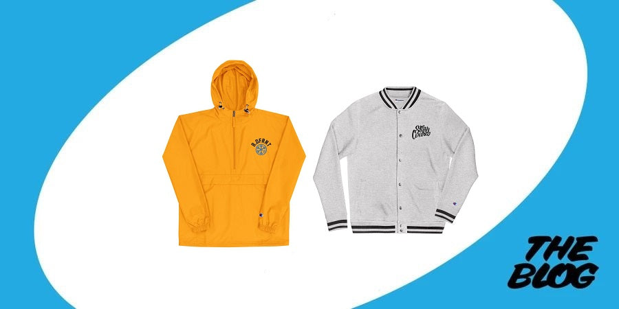 New Drop: Rain Packable Jackets and Bomber Jackets!