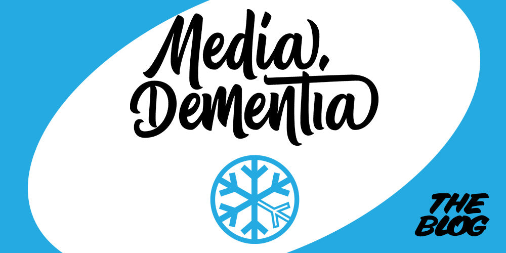 What inspired our 'Media Dementia' t-shirt collection?