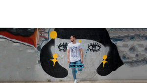 bdifferent clothing streetwear t-shirt street art