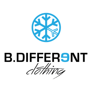 b.different clothing logo indipendent streetwear