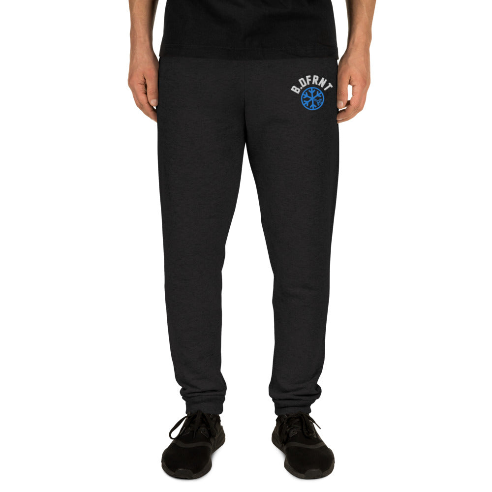 joggers black bdfrnt bdifferent clothing independent streetwear street art graffiti limited edition man