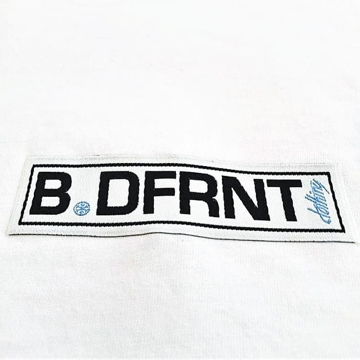 graphic t-shirt logo tee label  bdifferent clothing limited edition independent streetwear street art graffiti