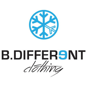 graphic t-shirt logo tee bdifferent clothing limited edition independent streetwear street art artwork