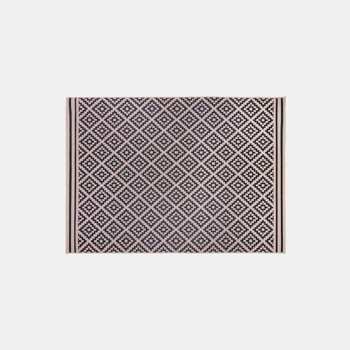 kentucky rug indoor outdoor polypropolene geometric modern design (banner image)