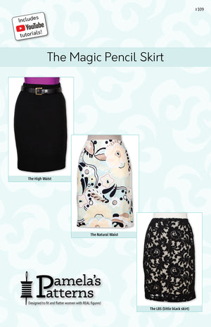 #109 - Magic Pencil Skirt