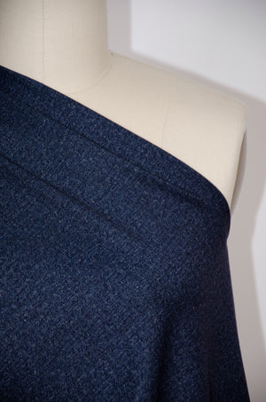 Bailey Knit - Blue Denim