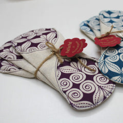 reusable cotton pantyliners spain