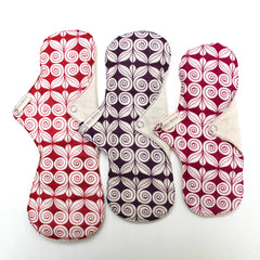 reusable eco friendly menstrual pads