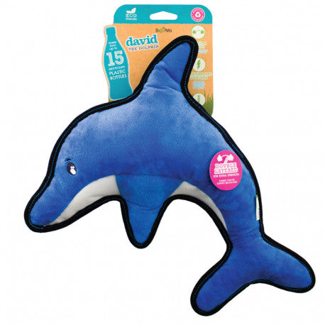 Beco David the Dolphin Peluche Super Resistente