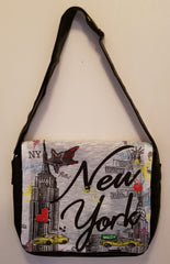 A New York Vision (Messenger Bag)