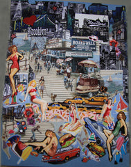 Memories of Brooklyn Wall Hanging