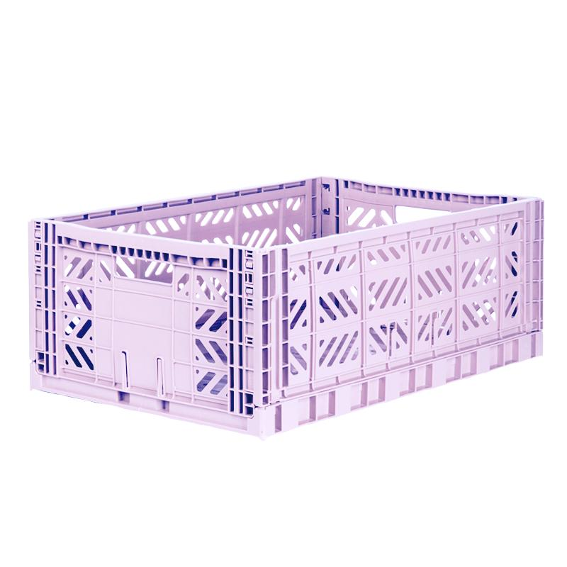 Folding Storage Crates by Aykasa - MAXI - The Happy Colour Shop