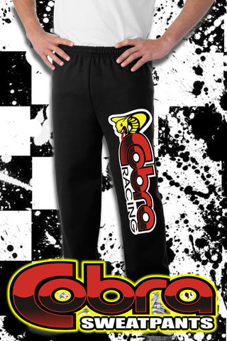 Cobra Sweat Pants - Defiance Lifestyle, Race Apparel - Casual to Custom
