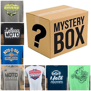 Mystery BOX - Limited Time Special - Defiance Lifestyle, Race Apparel - Casual to Custom