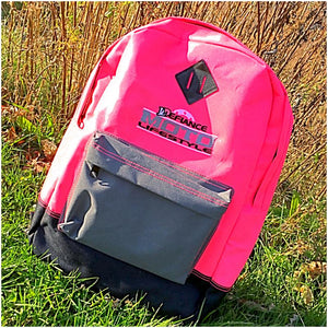 Back Pack - Moto Lifestyle - Neon pink - Defiance Lifestyle, Race Apparel - Casual to Custom