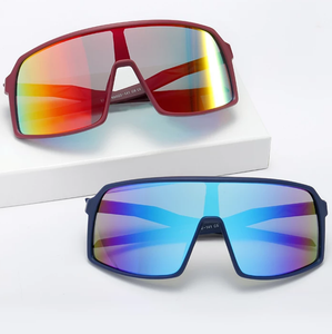 Sunglasses - Challenger Mirrored lenses