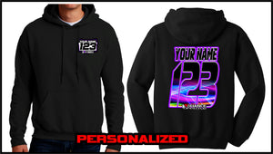 Custom Hipnotic Sweatshirt - BLACK - Defiance Lifestyle, Race Apparel - Casual to Custom