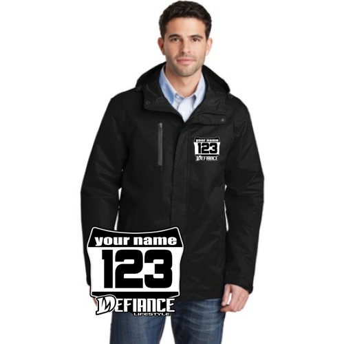 Jackets - Defiance Moto All Conditions Jacket (j331) - Defiance Lifestyle, Race Apparel - Casual to Custom