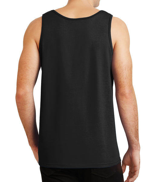 Mens TankTop - Send it black - Defiance Lifestyle, Race Apparel - Casual to Custom
