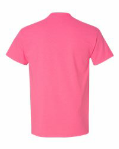 Seal T-shirt - pink - Defiance Lifestyle, Race Apparel - Casual to Custom