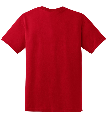 Podium T-Shirt - Red - Defiance Lifestyle, Race Apparel - Casual to Custom
