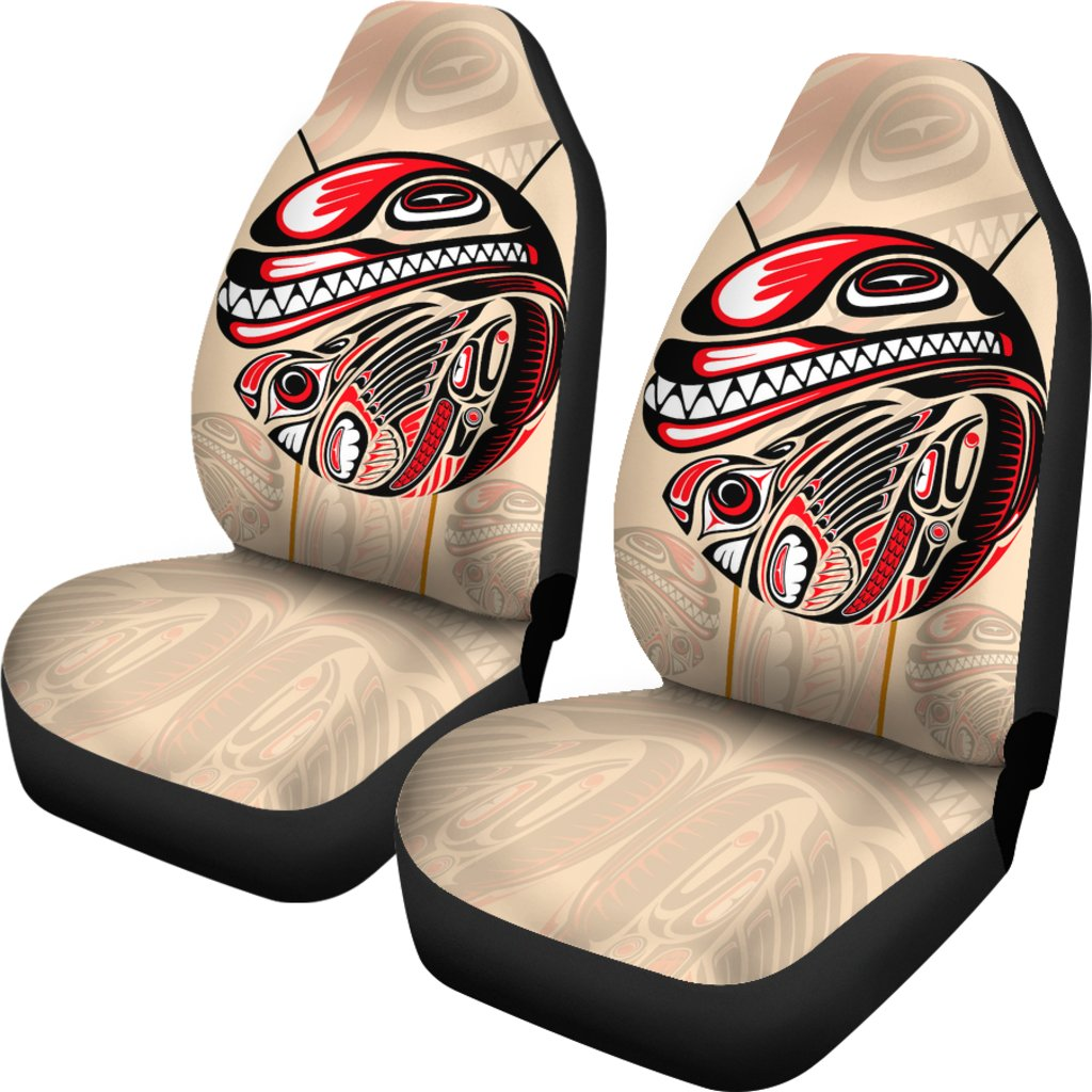 Super Canada Car Seat Covers Haida Eagle And Killer Dog Bn04 Gmtry Best Dining Table And Chair Ideas Images Gmtryco