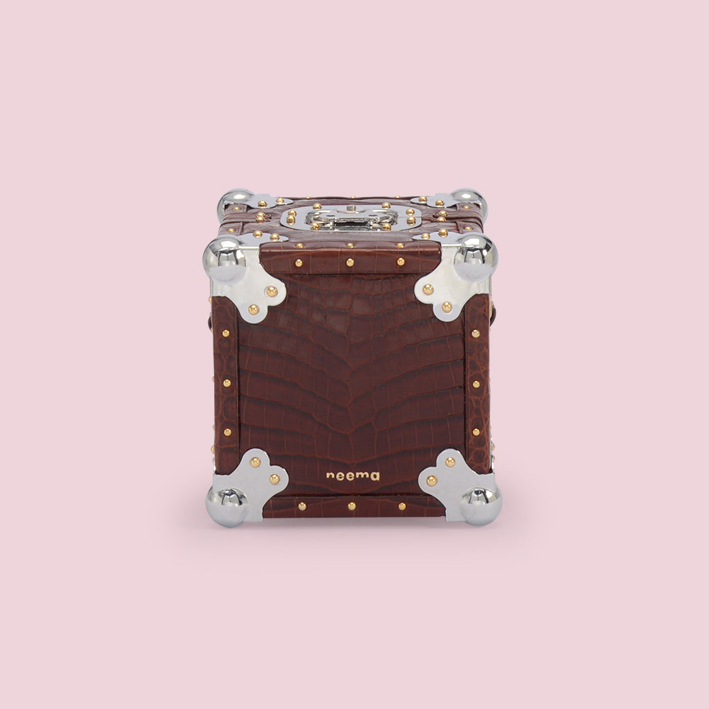 Cube Chrome Cognac